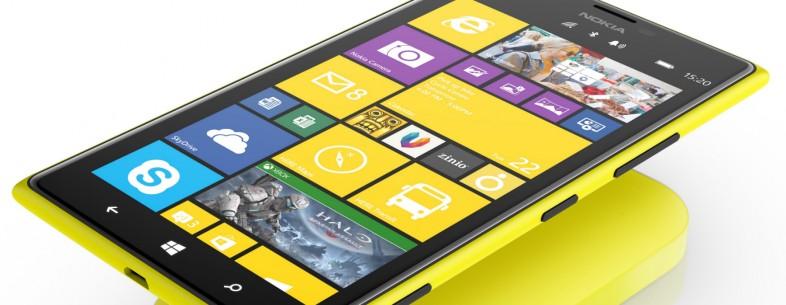 Smartfon Nokia Lumia 1520