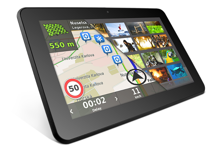 Tablet Overmax DualDrive MAX II