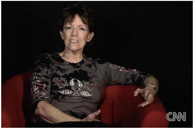 głos Susan Bennet w Siri