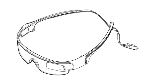 Okulary Samsung Glass