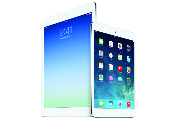 Tablety iPad Air i iPad mini 2