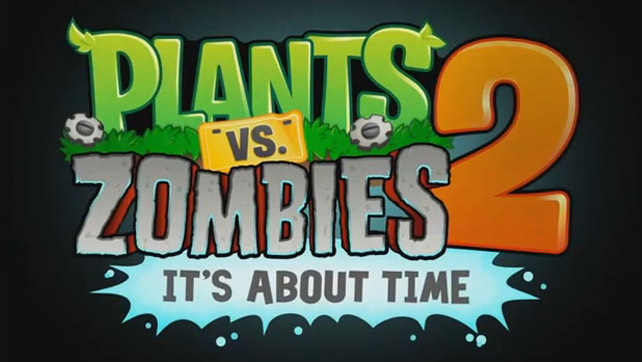Gra Plants vs Zombies 2