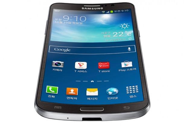 Phablet Samsung Galaxy Round