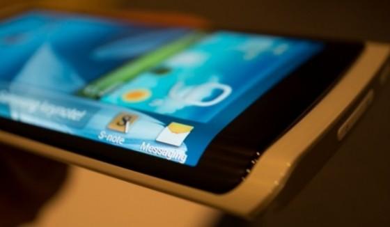 Samsung - elastyczny ekran
