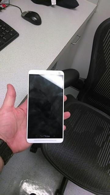 HTC One Max dla sieci Verizon