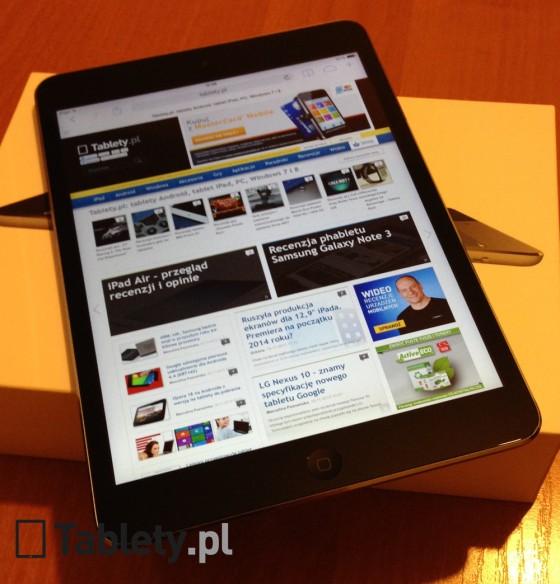 iPad mini Retina - Tablety.pl
