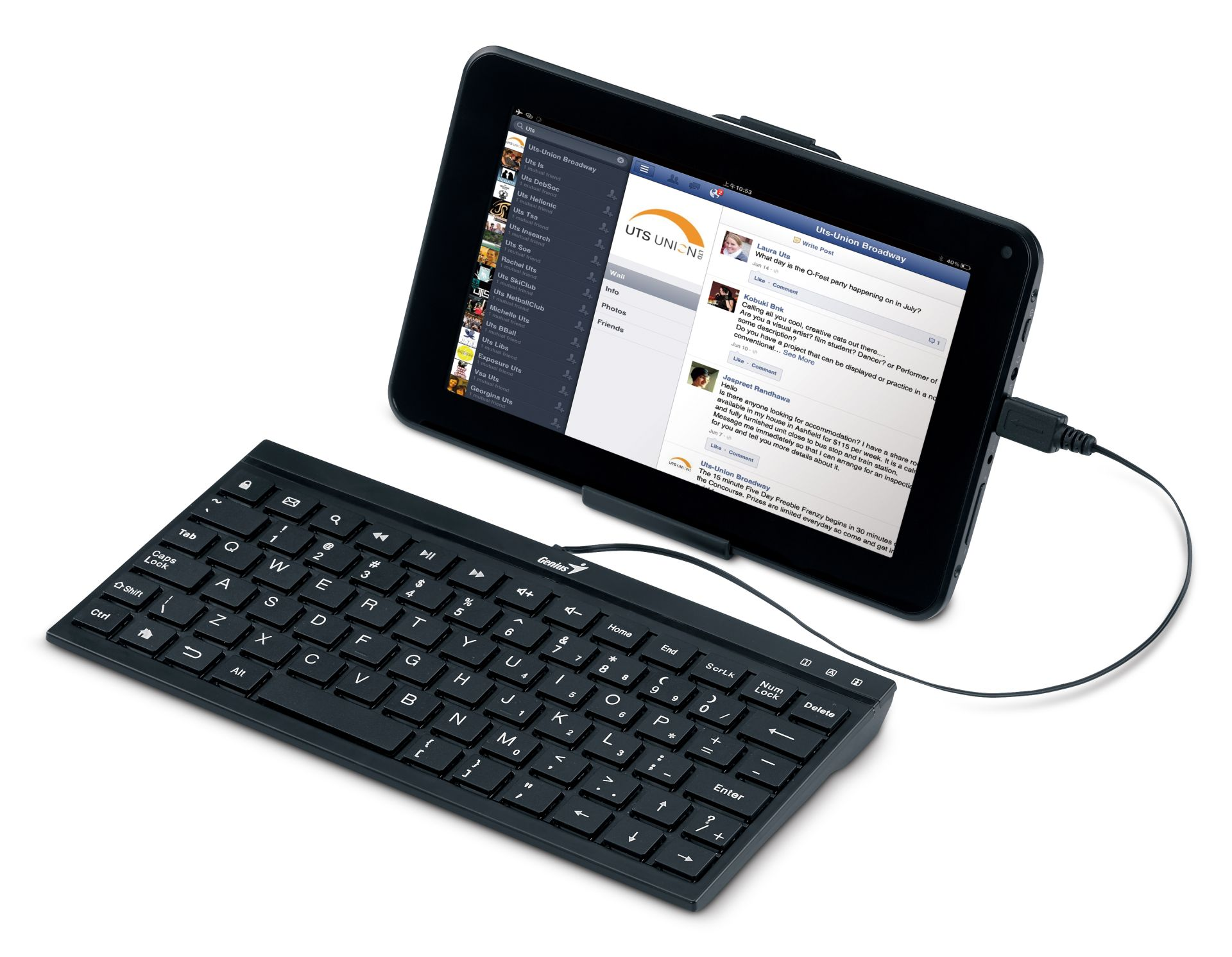 Klawiatura LuxePad A110