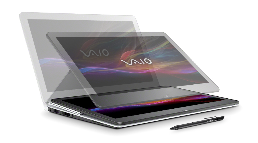 Sony VAIO Fit multi-flip