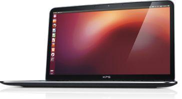 Laptop Dell XPS 13 Developer Edition z Ubuntu