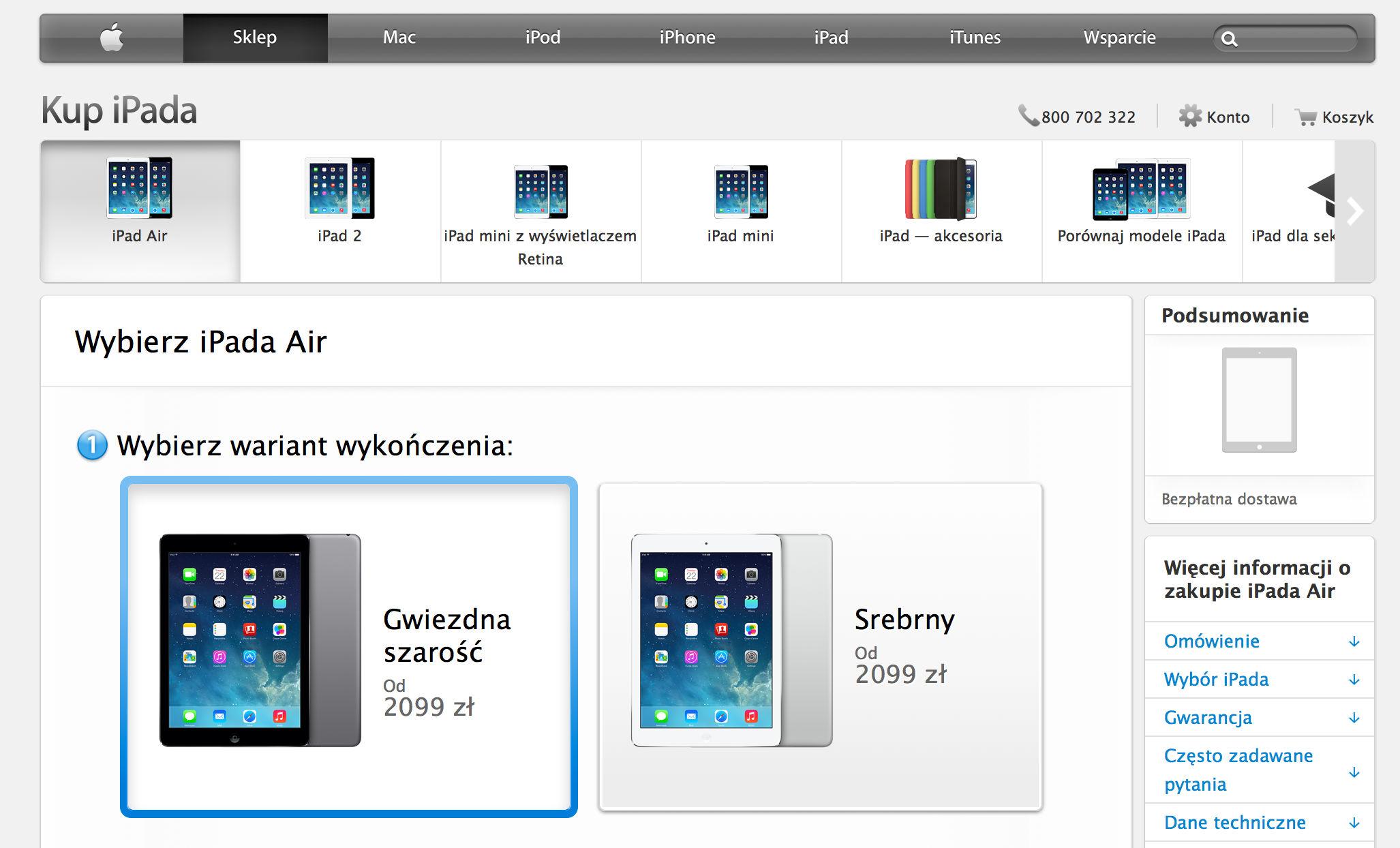 iPad Air - premiera