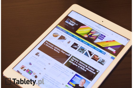 iPad Air - tablety.pl