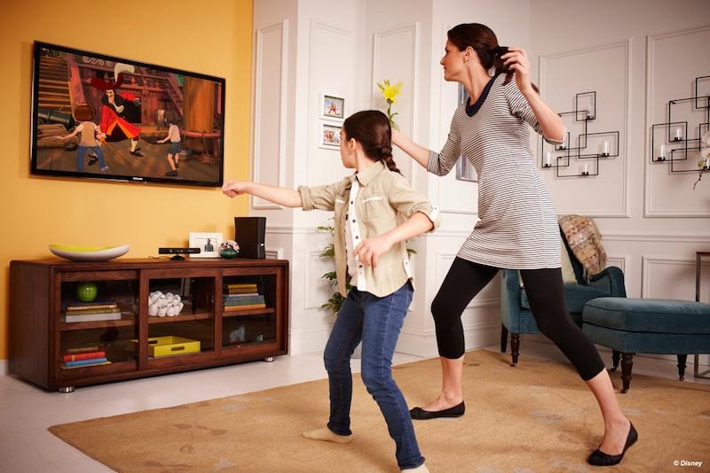 Kinect Disney
