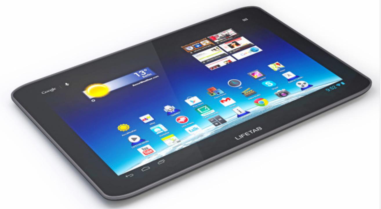 Tablet Medion Lifetab E10316