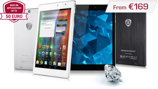 Tablet MultiPad 4 Diamond