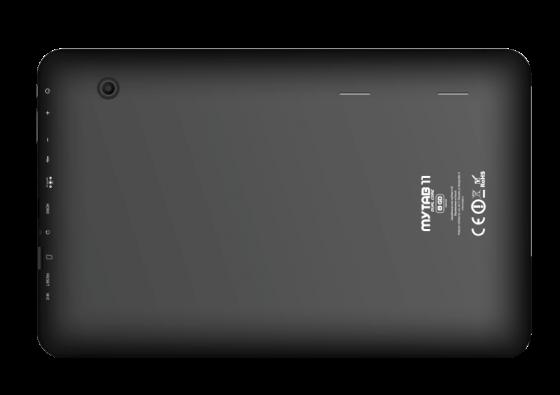 myTab 11 Dual Core - tył