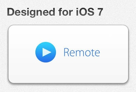 Apple Remote - ikona
