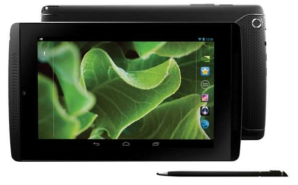 Tablet EVGA Tegra Note