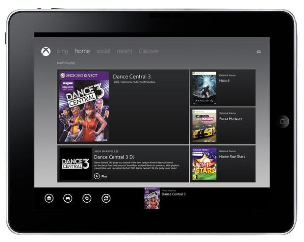Aplikacja Xbox SmartGlass