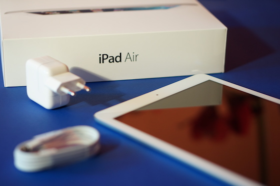 iPadAirŚrodek