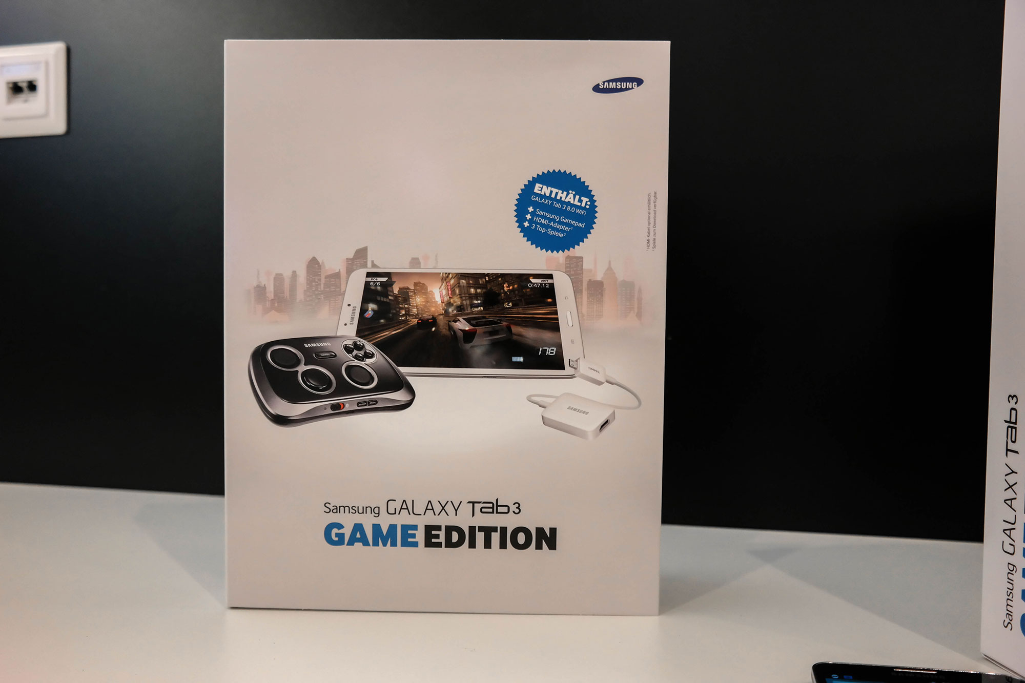Samsung Galaxy Tab 3 8.0 Game Edition