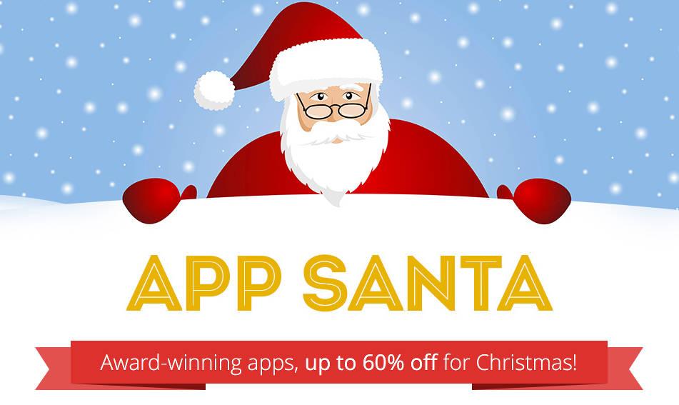 Promocja App Santa