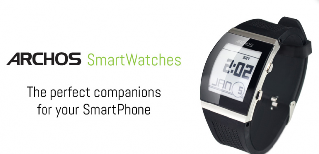 Archos - smart watch