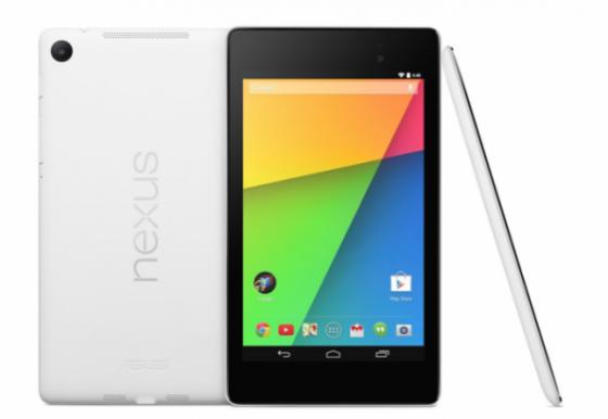 Nexus 7 - biały