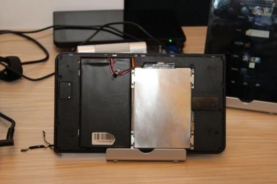 Seagate Tablet z HDD