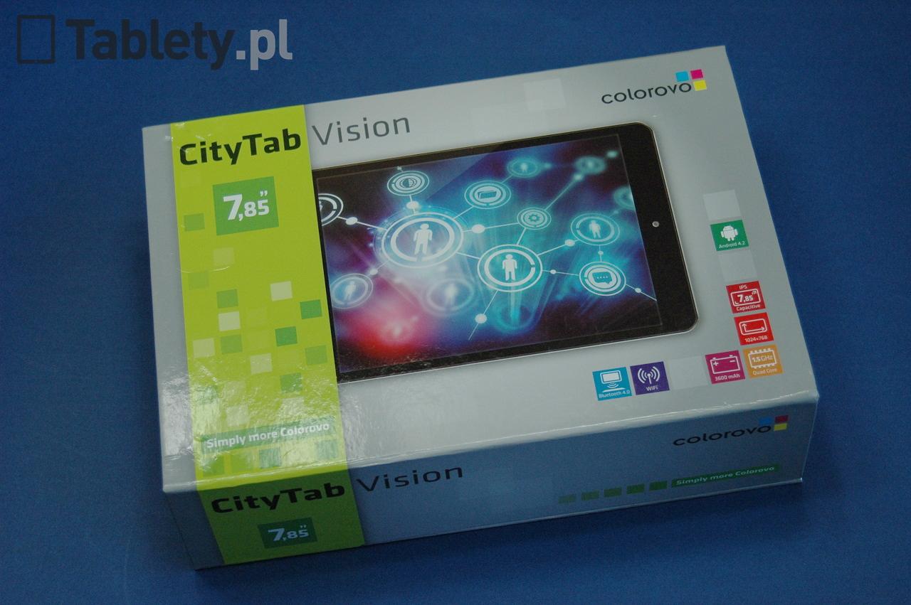 Colorovo CityTab Vision 7.85 01