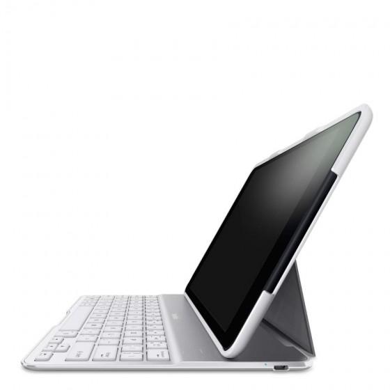 QODE Ultimate Keyboard Case dla iPada Air F5L151-WHT_pkgfront_newID