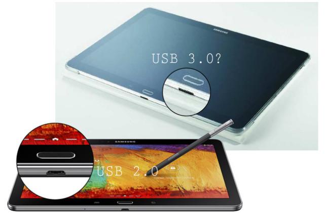 Galaxy Note Pro - patent