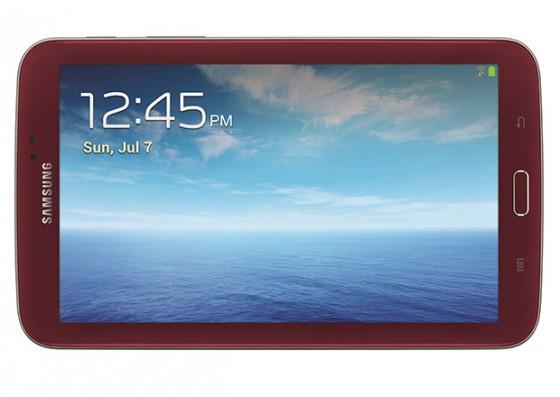 Samsung Galaxy Tab 3 7.0 (Red Garnet)