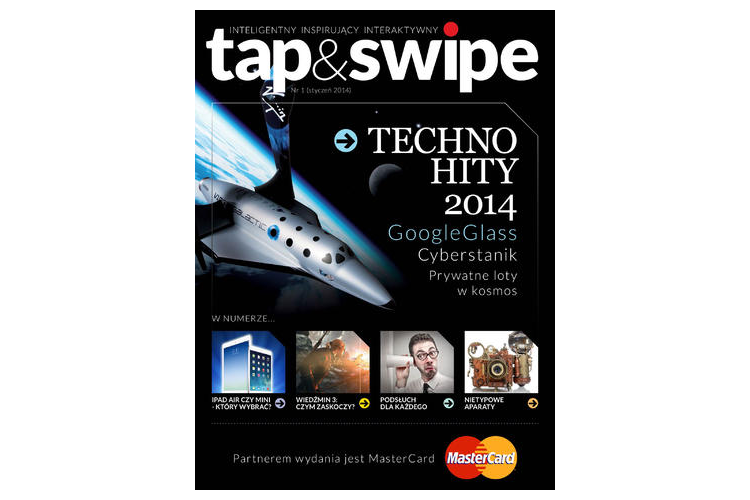 Magazyn Tap&Swipe