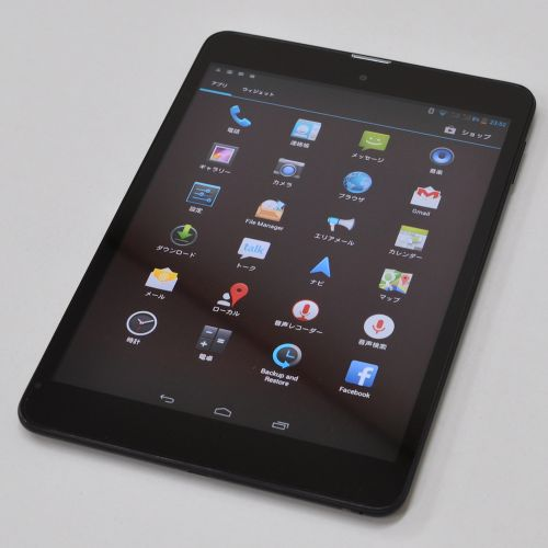 Tablet TEC Talostec