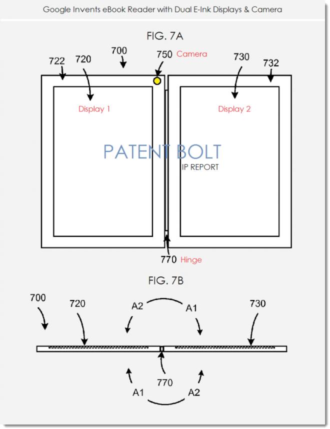 eBook Reader - patent