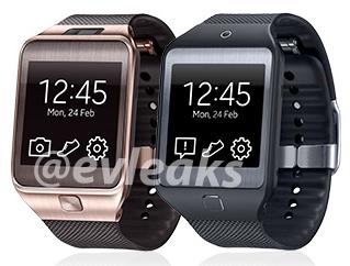 Samsung Galaxy Gear 2 i Galaxy Gear 2 Neo