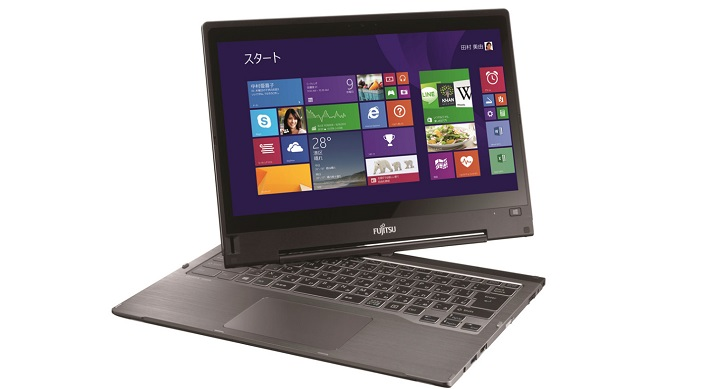 Tablet Fujitsu Lifebook TH90/P