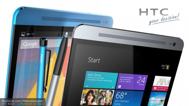 Tablet HTC Babel