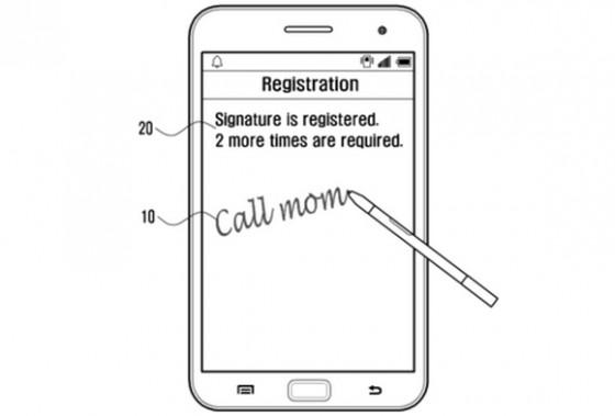 Patent z S-Pen