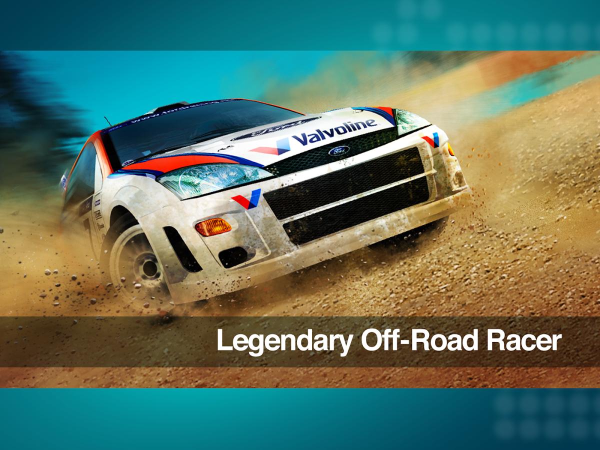 Colin McRae Rally na Androida