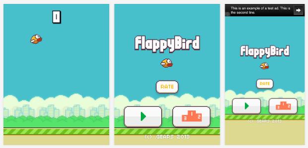 Gra Flappy Bird