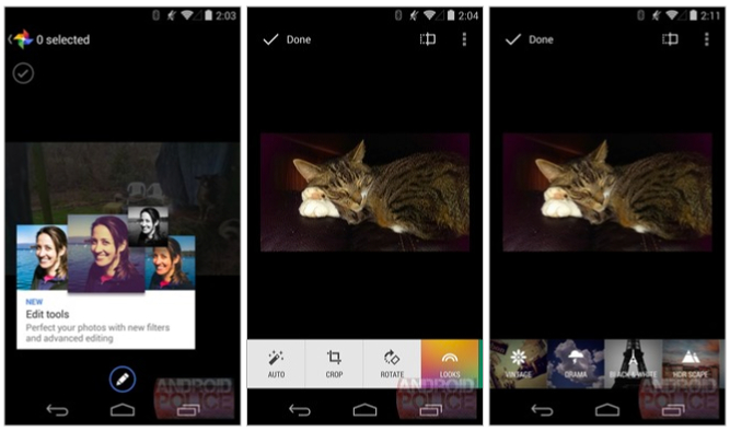 Aplikacja Google+