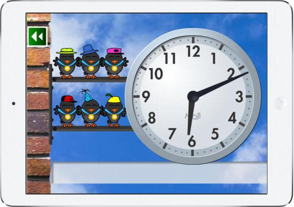 Apliacja Moji Zegar Edukacyjny