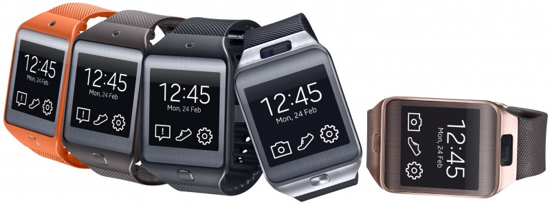Samsung Gear 2 i Gear 2 Neo