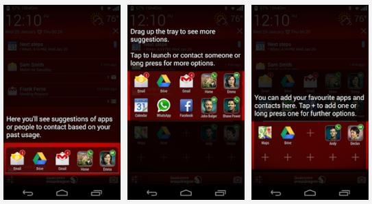 Aplikacja Snapdragon™ Glance (Beta)