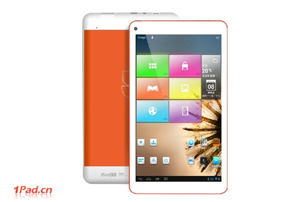 Tablet iFive 100