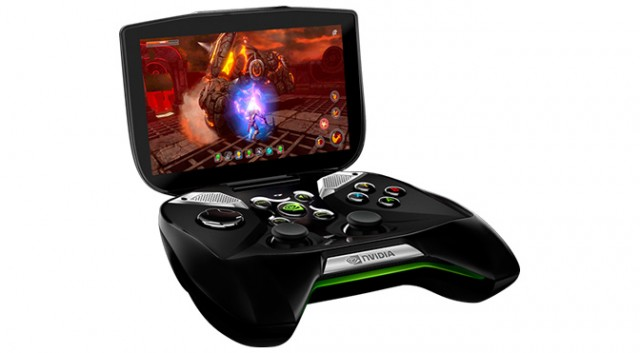 Konsola Nvidia Shield