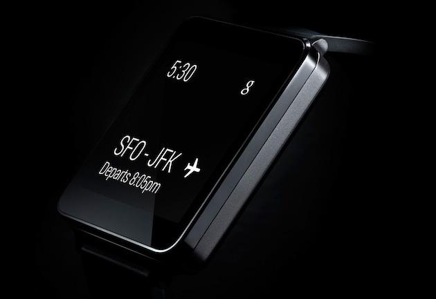 Zegarek LG G Watch