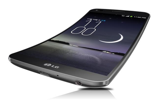 LG G Flex - smartfon