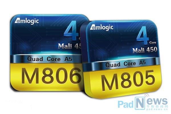 Amlogic M805 i M806
